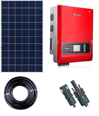 Комплект On-Grid, 24.96 кВт