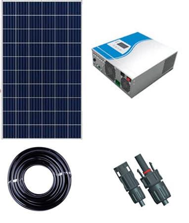 Комплект OFF-Grid, 3.12 кВт
